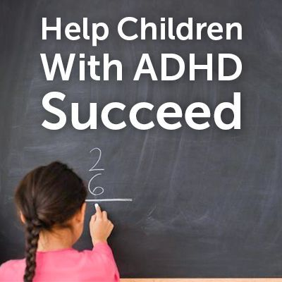 Helping Child With ADHD